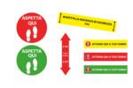 SEGNALETICA & COMUNICAZIONE da pavimento