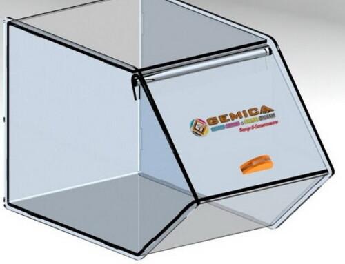 Espositore in Plexiglass per Caramelle
