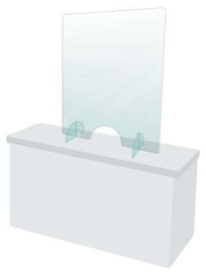 Divisori - Barriera PARAFIATO in plexy