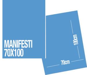 MANIFESTI 100x70